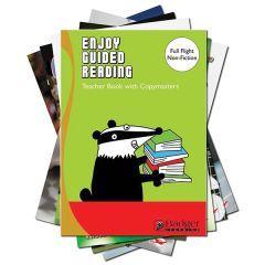 Full Flight Non-Fiction Guided Reading Pack