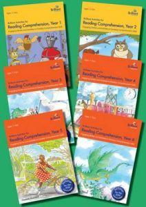 Brilliant Activities for Reading Comprehension Years 1-6