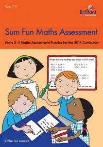 Sum Fun Maths Assessment Years 3 and 4
