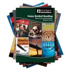Enjoy Guided Reading Non-Fiction for KS2 Brown Book Band Pack