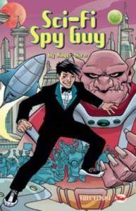 Sci-fi Spy Guy