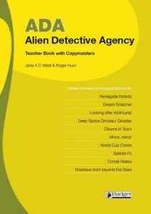 Alien Detective Agency: Teacher Book + CD