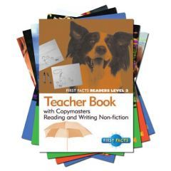 Go Facts Guided Reading Pack Level 3