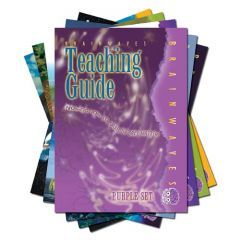 Brainwaves Purple Guided Reading Set