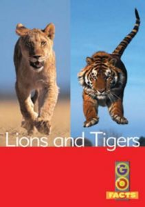 Lions & Tigers (Go Facts Level 4)