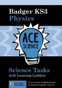 ACE Science: Science Task with Learning Ladders: Physics Teacher Book + CD