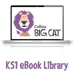 Collins Big Cat Key Stage 1 eBook Library