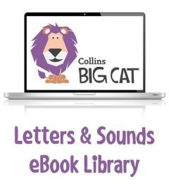 Collins Big Cat Phonics for Letters & Sounds eBook Library