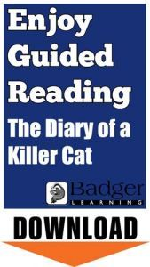Enjoy Guided Reading: The Diary of a Killer Cat Teacher Notes