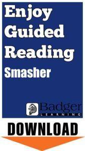Enjoy Guided Reading: Smasher Teacher Notes