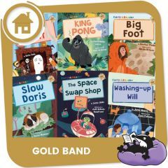 Home Reading Gold Band