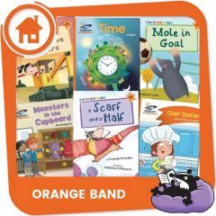Home Reading Orange Band