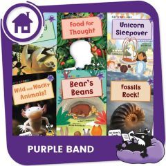 Home Reading Purple Band