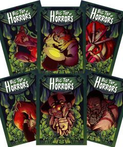 Downloadable Posters - Big Top of Horrors