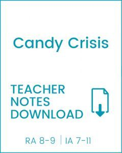 Enjoy Guided Reading: Candy Crisis Teacher Notes