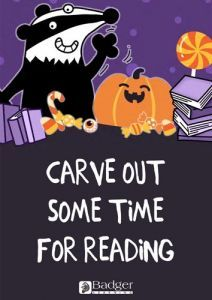Downloadable Poster - Carve out some time for reading