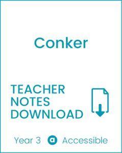 Enjoy Guided Reading: Conker Teacher Notes