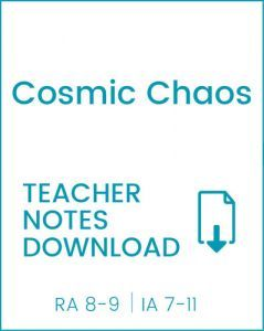 Enjoy Guided Reading: Cosmic Chaos Teacher Notes