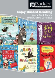 Enjoy Guided Reading KS2 Book Bands: Year 4 Brown, Grey & Dark Blue Teacher Book & CD