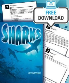 Sharks - Free eBook and Teacher Notes