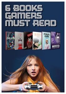 Downloadable Poster - Books for Gamers