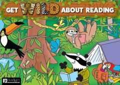 Downloadable Poster - Get Wild about Reading
