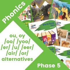 Home Reading Green Phonics
