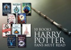 Downloadable Poster - Books for Harry Potter Fans