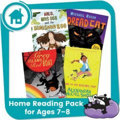 Home Reading Pack for Year 3 — Spark the Imagination