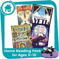 Home Reading Pack for Year 5 — Epic Adventures & Happy Heart Warmers