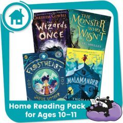 Home Reading Pack for Year 6 — For Fans of Marvellous Magic