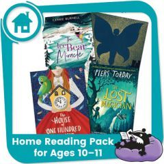 Home Reading Pack for Year 6 — Feed the Need to Read