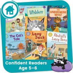 Home Reading Pack for Confident Readers in Year 1