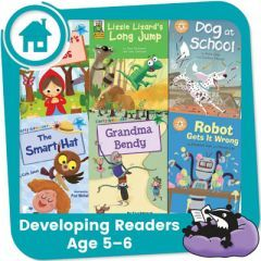 Home Reading Pack for Developing Readers in Year 1