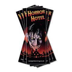 Horror Hotel Bookmarks