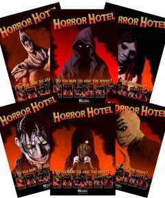 Downloadable Posters - Horror Hotel