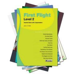 First Flight Level 2 - Complete Pack with Teacher Book + CD