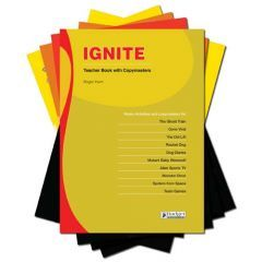 Ignite I - Complete Pack with Teacher Book + CD