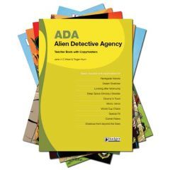 Alien Detective Agency I - Complete Pack with Teacher Book + CD
