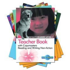 Go Facts Guided Reading Pack Level 1