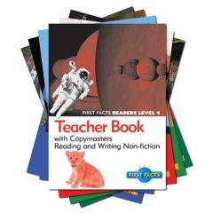 Go Facts Guided Reading Pack Level 4