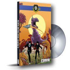 Alien Detective Agency I - eBook PDF CD