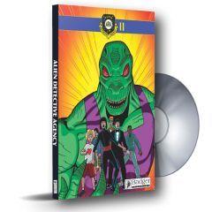 Alien Detective Agency II - eBook PDF CD