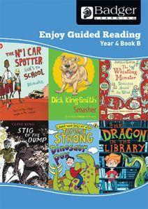 Enjoy Guided Reading Year 4 Book B Teacher Book & CD