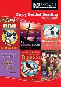 Enjoy Guided Reading Year 5 Book B Teacher Book & CD
