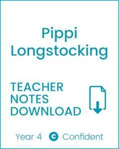 Enjoy Guided Reading: Pippi Longstocking Teacher Notes