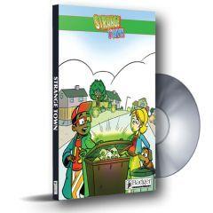 Strange Town - eBook PDF CD