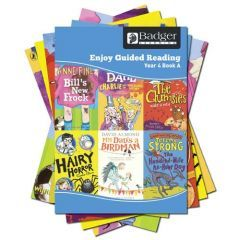 Enjoy Guided Reading Year 4 Pack A