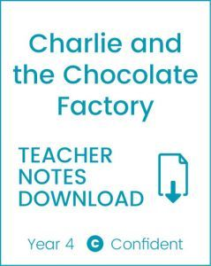 Enjoy Guided Reading: Charlie and the Chocolate Factory Teacher Notes