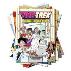 Time Trek - Readers Pack